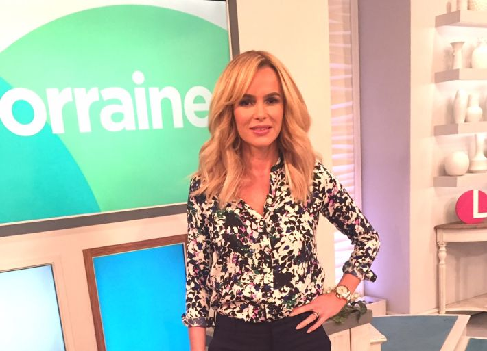 Lorraine show this Wednesday