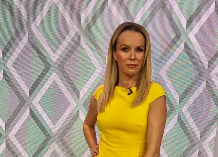 Summery M&S dress for QVC (and Ant & Dec!)