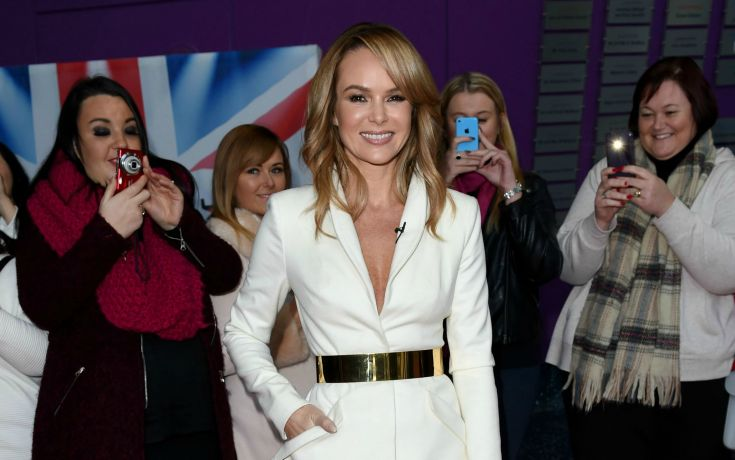Style Wearing Young Designer Samuel Dougal Official Amanda Holden Website
